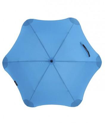 Механический зонт-трость Blunt Classic противоштормовой голубой