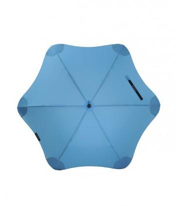 Механический зонт-трость Blunt Mini противоштормовой синий