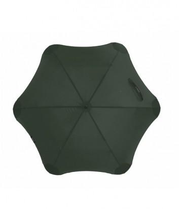Механический зонт-трость Blunt Mini противоштормовой изумрудный