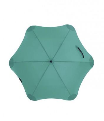 Механический зонт-трость Blunt Mini противоштормовой ментоловый
