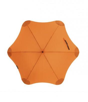 Механический зонт-трость Blunt Mini противоштормовой оранжевый