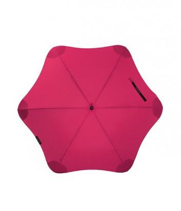 Механический зонт-трость Blunt Mini противоштормовой розовый