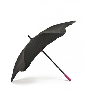 Зонт Blunt Mini Plus со светоотражающим покрытием купола розовый