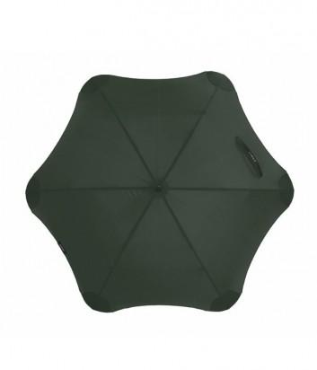Зонт полуавтомат Blunt XS Metro компактного размера темно-зеленый