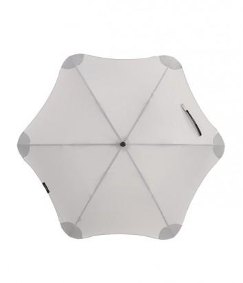 Зонт полуавтомат Blunt XS Metro компактного размера светло-серый
