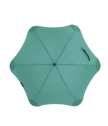 Зонт полуавтомат Blunt XS Metro компактного размера ментоловый