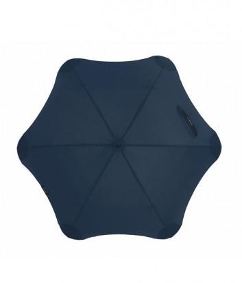 Зонт полуавтомат Blunt XS Metro компактного размера темно-синий