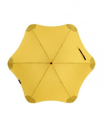 Зонт полуавтомат Blunt XS Metro компактного размера желтый