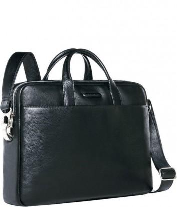 Кожаная сумка Piquadro Modus CA1906MO_N с отделением для ноутбука
