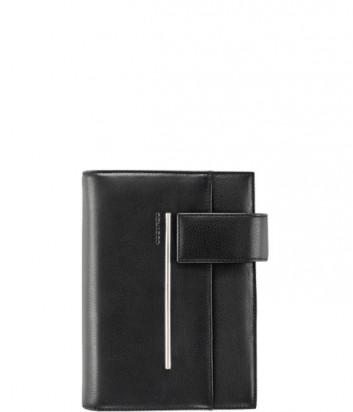 Кожаный органайзер Piquadro AG1077MO_N с застежкой маленький