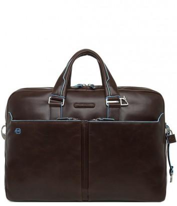 Портфель-сумка Piquadro Blue Square CA3147B2_MO коричневый