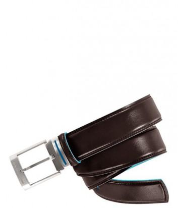 Кожаный мужской ремень Piquadro Blue Square CU1523B2_MO коричневый