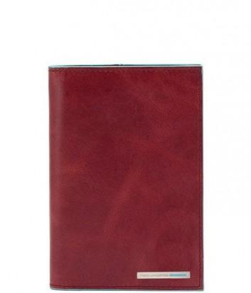 Обложка для документов Piquadro Blue Square AS429B2_R красная