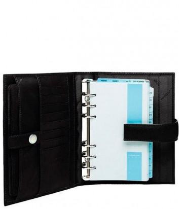 Компактный органайзер Piquadro Up2Date AG1677UP_N кожаный черный