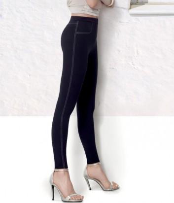 Леггинсы Janira Ibiza моделируют ноги и ягодицы черные