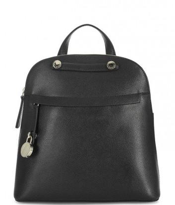 Кожаный рюкзак Furla Piper 835567 черный