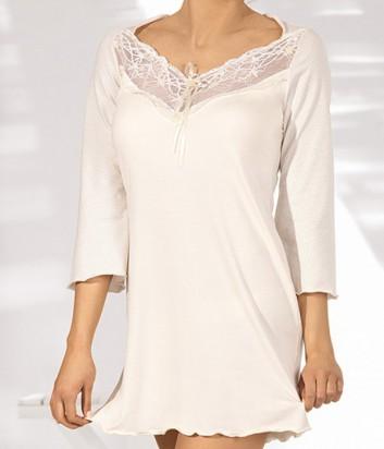 Ночная рубашка Ava Classy цвета экри