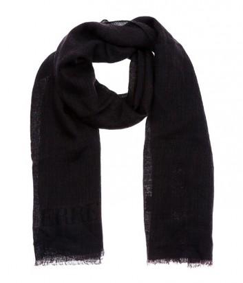 Женский шарф Gian Franco Ferre классического дизайна коричневый