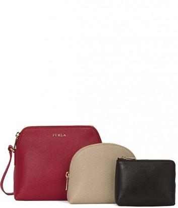 Набор Furla Boheme XL 871726 сумка через плечо и две косметички