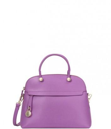 Женская сумка Furla Piper 868984 средняя сиреневого цвета