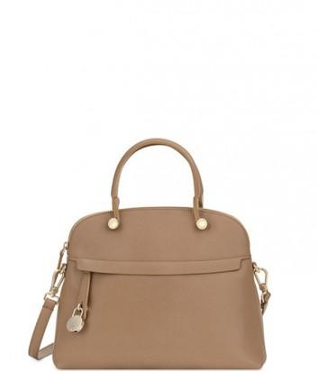 Женская сумка Furla Piper 874807 средняя цвета капучино