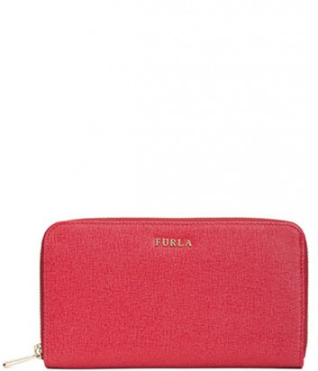 Кожаное портмоне Furla 827998 красное