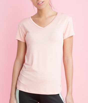 Спортивная футболка Gisela Move 6009 розовая