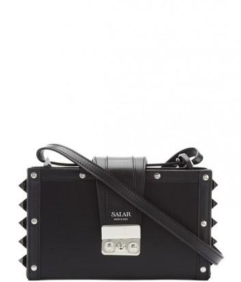 Сумка Salar Lou Box Bag черная
