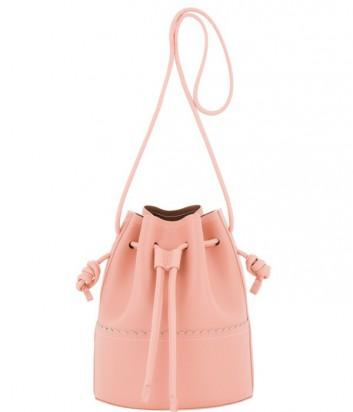 Сумка-мешок Coccinelle Matilde розовая