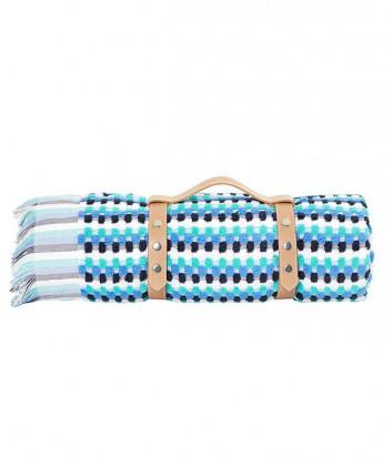 Пляжное полотенце-коврик  Seafolly Disty Blanket голубое