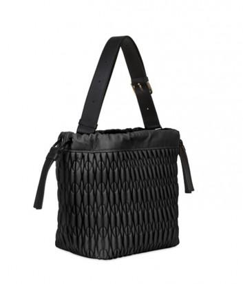 Черная сумка через плечо Furla Boheme 903992 и две косметички