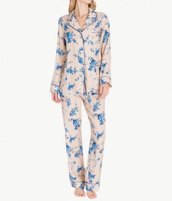 Пижама Twin Set IA7GNN в цветочный принт