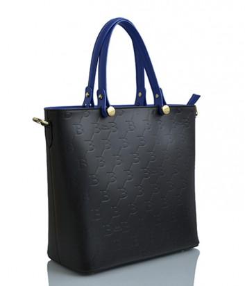 Кожаная сумка Sara Burglar 1520 черная