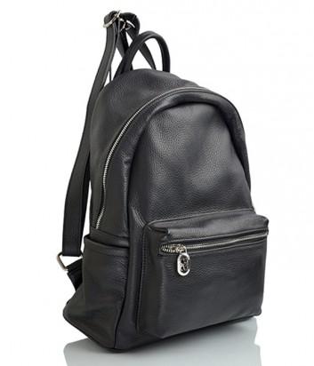 Кожаный рюкзак Sara Burglar 161 черный