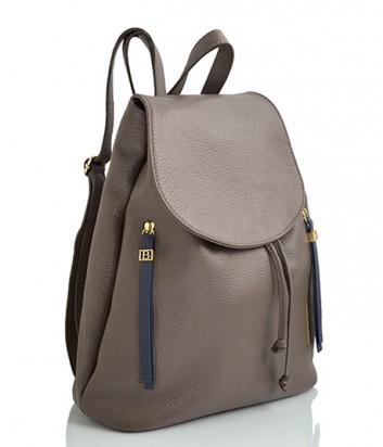 Кожаный рюкзак Sara Burglar 932 карамельный