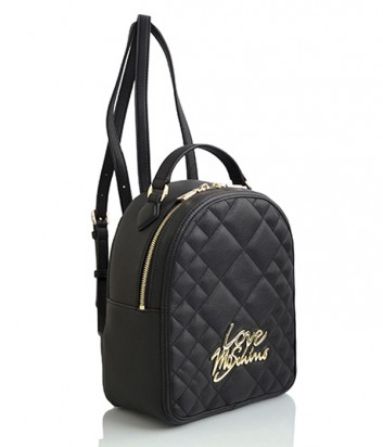 Стеганный рюкзак Love Moschino JC 4058 с тонкими лямками