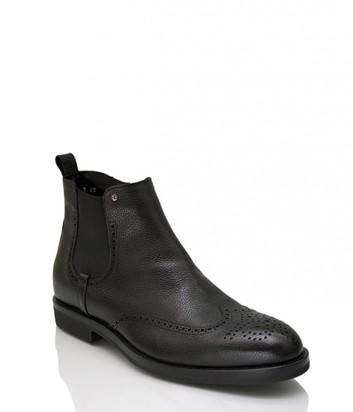 Ботинки на меху Mario Bruni 28939 черные