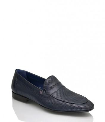 Кожаные туфли Mario Bruni 58184 синие