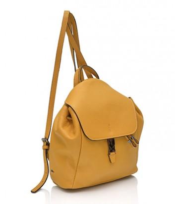 Кожаный рюкзак Gianni Chiarini 5450 горчичный