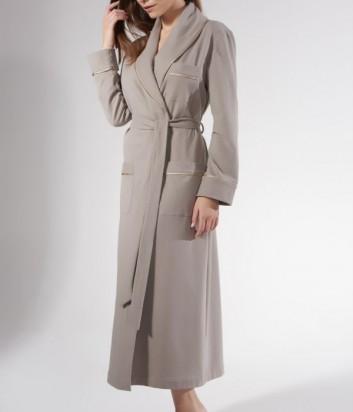 Длинный халат Verdiani 4860 карамельный