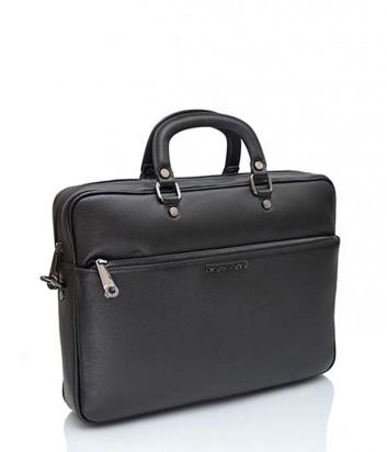 Мужская сумка-портфель Di Gregorio 8591 черная