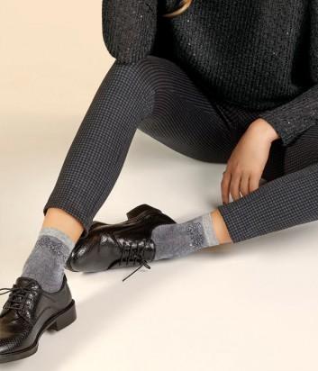 Носочки Sisi Romantico серые