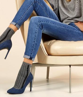 Носочки Sisi Minimale серые