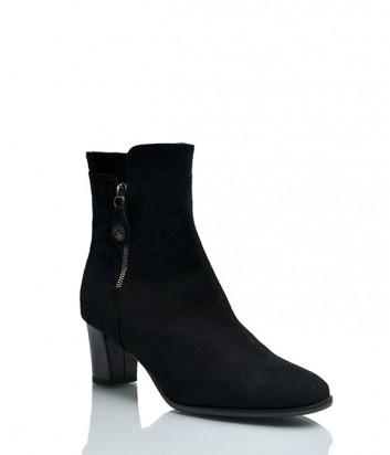Замшевые ботинки Verdecchia & Mainqua 7109 черные