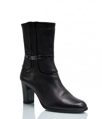 Зимние ботинки Sgariglia Luigi 604 черные