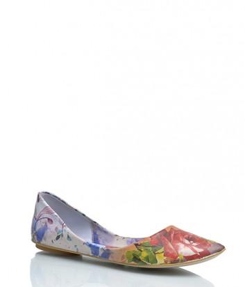 Кожаные балетки Griff Italia 10-129 цветные