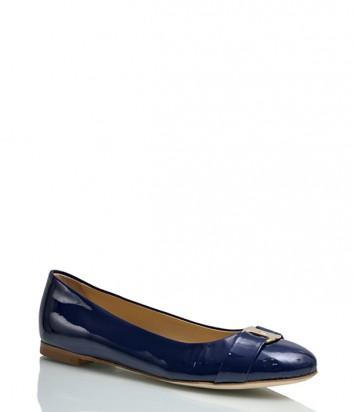 Лаковые балетки Griff Italia 822 синие
