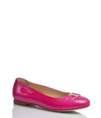 Лаковые балетки Griff Italia 822 розовые