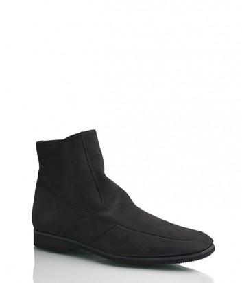 Замшевые ботинки Pakerson 14462 черные