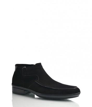 Зимние мужские ботинки Florian 539 черные